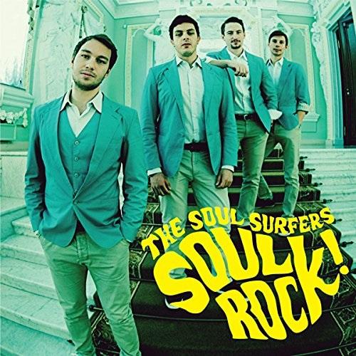 SOUL SURFERS / ソウル・サーファーズ / SOUL ROCK ! (LP)