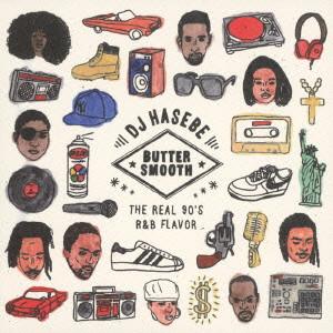 DJ HASEBE aka OLD NICK / DJハセベ aka オールドニック / 90s Mix-mixed by DJ HASEBE
