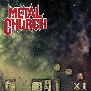 METAL CHURCH / メタル・チャーチ / XI / メタル・イレヴン(XI)