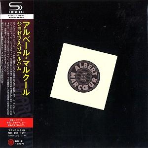 ALBERT MARCOEUR / アルベール・マルクール / ジョゼフ入りアルバム - SHM-CD/リマスター