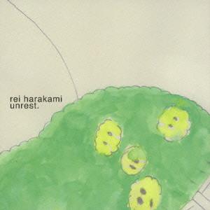 REI HARAKAMI / レイ・ハラカミ / Unrest