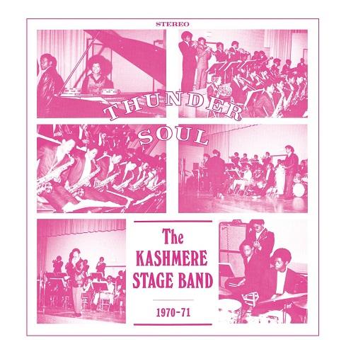 KASHMERE STAGE BAND / カシミア・ステージ・バンド / THUNDER SOUL / サンダー・ソウル (紙ジャケ)