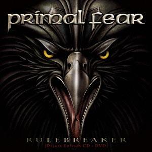 PRIMAL FEAR / プライマル・フィア / RULEBREAKER / ルールブレイカー<初回限定盤 / CD+DVD>