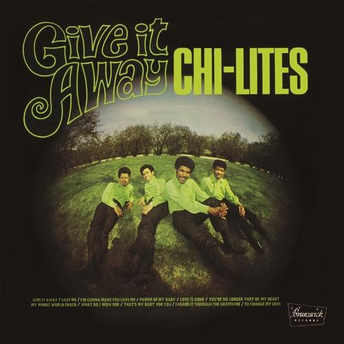 CHI-LITES / シャイ・ライツ / GIVE IT AWAY+5 / ギヴ・イット・アウェイ +5