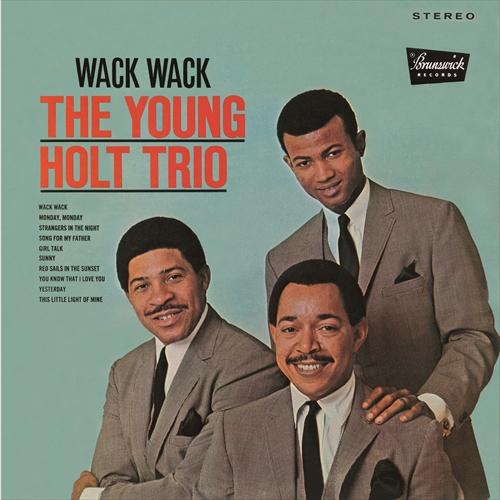 YOUNG HOLT TRIO / ヤング・ホルト・トリオ / WACK WACK / ワック・ワック