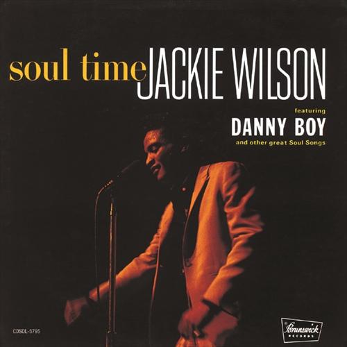 JACKIE WILSON / ジャッキー・ウィルソン / SOUL TIME+3 / ソウル・タイム +3