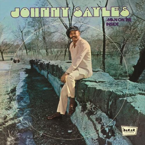 ジョニー・セイルズ / MAN ON THE INSIDE / マン・オン・ザ・インサイド