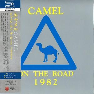 CAMEL / キャメル / キャメル・オン・ザ・ロード 1982 - リマスター/SHM-CD