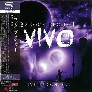 BAROCK PROJECT / バロック・プロジェクト / ヴィーヴォ - SHM-CD