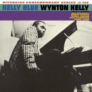 WYNTON KELLY / ウィントン・ケリー / Kelly Blue / ケリー・ブルー(紙)