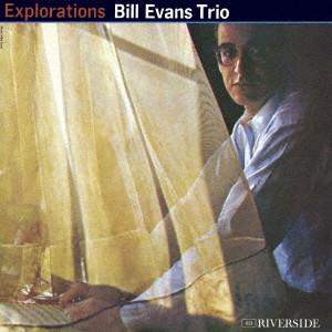 BILL EVANS / ビル・エヴァンス / Exploration / エクスプロレイションズ(紙)
