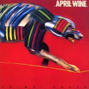 APRIL WINE / エイプリル・ワイン / ANIMAL GRACE / 野獣の叫び +1<紙ジャケット / SHM-CD>