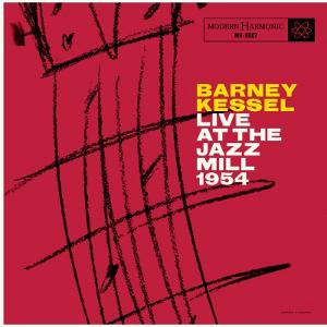 BARNEY KESSEL / バーニー・ケッセル / Live at the Jazz Mill(LP)