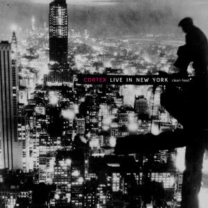 CORTEX(JAZZ) / Live in New York(LP)