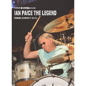 IAN PACE / イアン・ペイス / IAN PAICE THE LEGEND / ザ・レジェンド