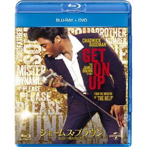 TATE TAYLOR / テイト・テイラー / JAMES BROWN STORY: GET ON UP / ジェームス・ブラウン 最高の魂を持つ男 (BLU-RAY+DVD)