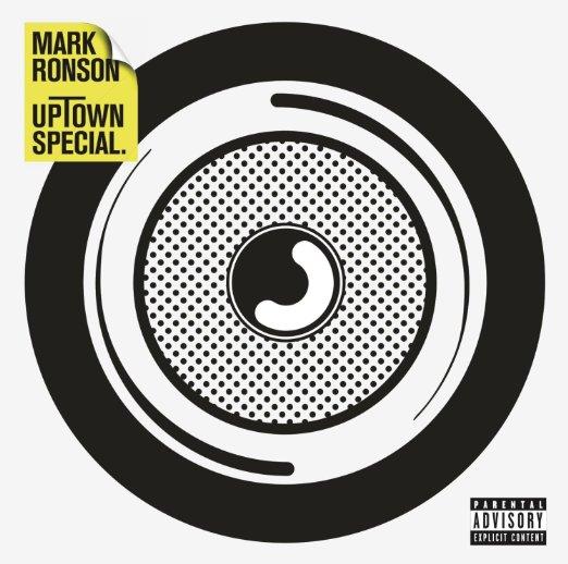 MARK RONSON / マーク・ロンソン / UPTOWN SPECIAL LP  (BLACK VINYL)  / ■初回 同内容CDアルバム付き