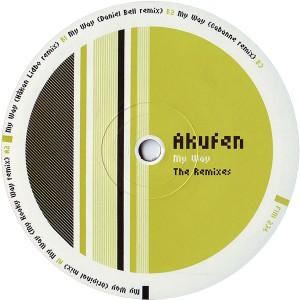 AKUFEN / アクフェン / My Way (...