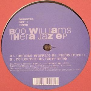 BOO WILLIAMS / ブー・ウィリアムス / THERA JAZ EP