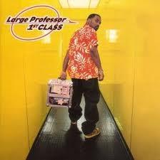 LARGE PROFESSOR / ラージ・プロフェッサー / 1ST CLASS アナログ2LP
