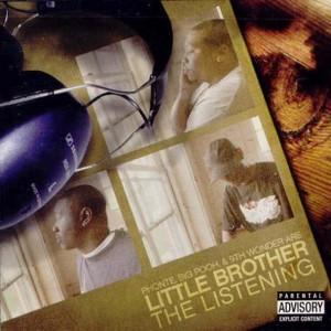 LITTLE BROTHER / リトルブラザー / LISTENING アナログ2LP