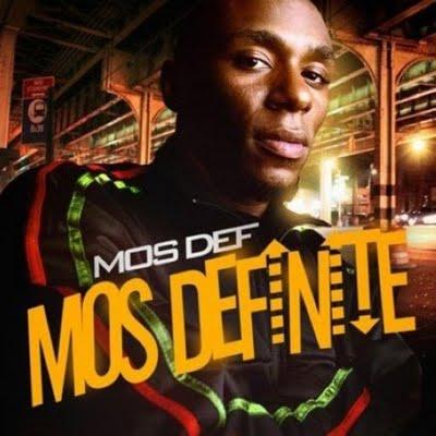 MOS DEF / モス・デフ / MOS DEFINITE (CD)