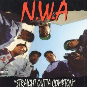 NWA / STRAIGHT OUTTA COMPTON - U.S.A