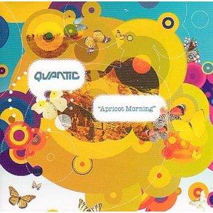 QUANTIC / クアンティック / APRICOT MORNING