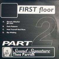 THEO PARRISH / セオ・パリッシュ / FIRST FLOOR PART 2