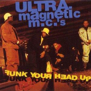 ULTRAMAGNETIC MC'S / ウルトラマグネティックMCズ / FUNK YOUR HEAD アナログLP