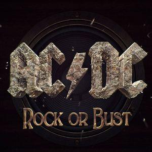 AC/DC / エーシー・ディーシー / ROCK OR BUST<LP+CD>