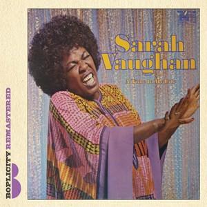 SARAH VAUGHAN / サラ・ヴォーン / Time In My Life