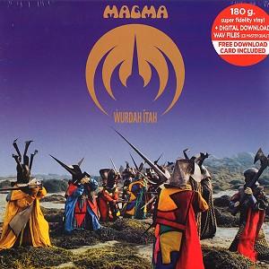 MAGMA (FRA) / マグマ / WURDAH ITAH - 180g LIMITED VINYL