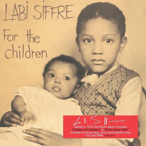 LABI SIFFRE / ラビ・シフレ / FOR THE CHILDREN