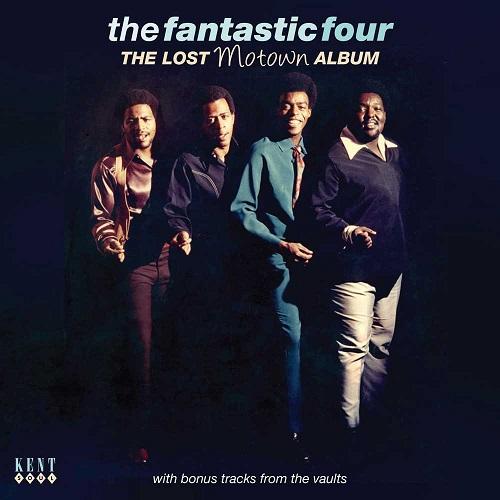 FANTASTIC FOUR / ファンタスティック・フォー / LOST MOTOWN ALBUM
