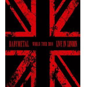 BABYMETAL / ベビーメタル / LIVE IN LONDON:WORLD TOUR 2014