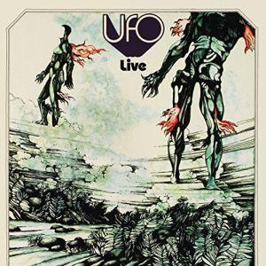UFO / ユー・エフ・オー / LIVE