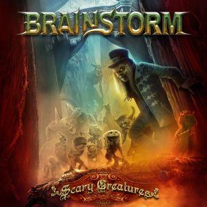 BRAINSTORM / ブレイン・ストーム / SCARY CREATURES<CD+DVD / DIGI>