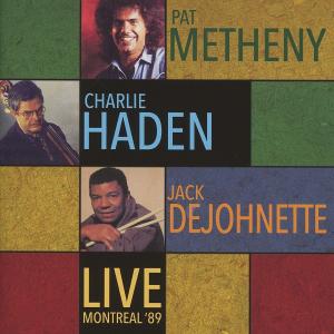 PAT METHENY / パット・メセニー / Live-Montreal'89(LP/180g)