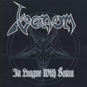 VENOM / ヴェノム / IN LEAGUE WITH SATAN