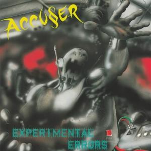ACCUSER / EXPERIMENTAL ERRORS