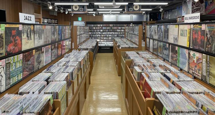渋谷ジャズ/レアグルーヴ館店舗